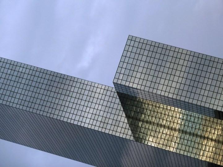MoArt detail NN-Gebouw Rotterdam