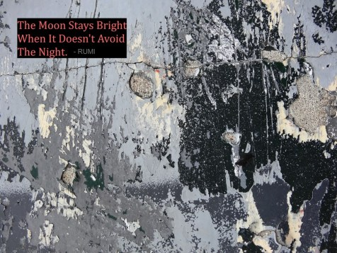 MoArt and Rumi - The Moon Stays Bright...