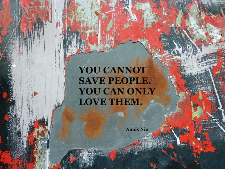 MoArt and Anaïs - You Cannot save People