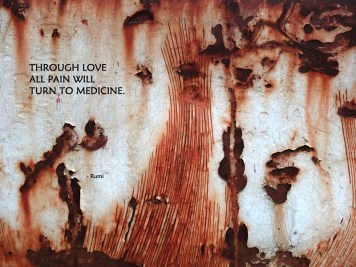 MoArt and Rumi - Through Love All Pain Will...