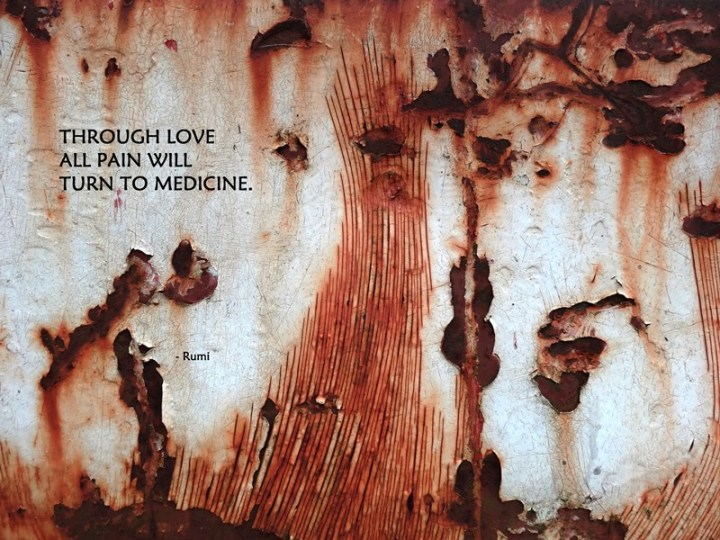 MoArt and Rumi - Through Love All Pain Will