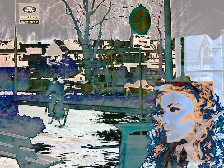 MoArt Urban People - Waiting 2