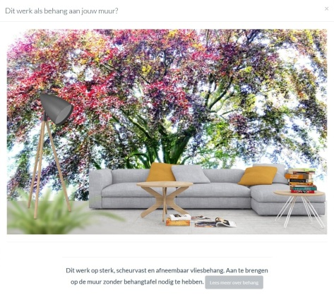 MoArt Tree Magic 131 - Wallpaper