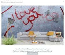 MoArt Urban Communication | I Love You - Wallpaper size