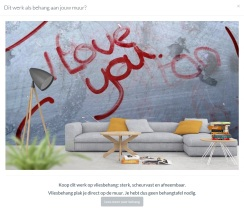 MoArt Urban Communication | I Love You - Wallpaper size
