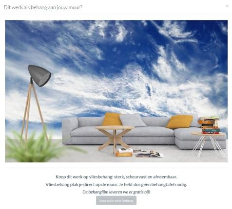 MoArt - The Dutch Clouds 002 wallpaper