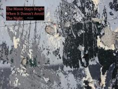 MoArt urban abstract 168 met spreuk Rumi small
