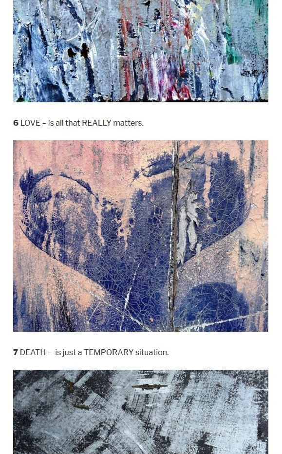 MoArt - The Seven Wonders Of Life - online Exhibition