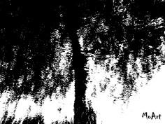 MoArt Tree Magic 194 study 4-4 voor FB
