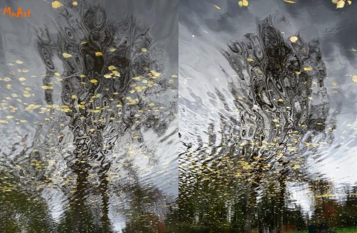 MoArt tweeluik Urban Reflections 151 + 152 voor FB