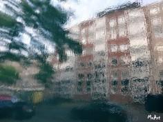 MoArt -Urban Painting 135 Streetview Kinda Normal small