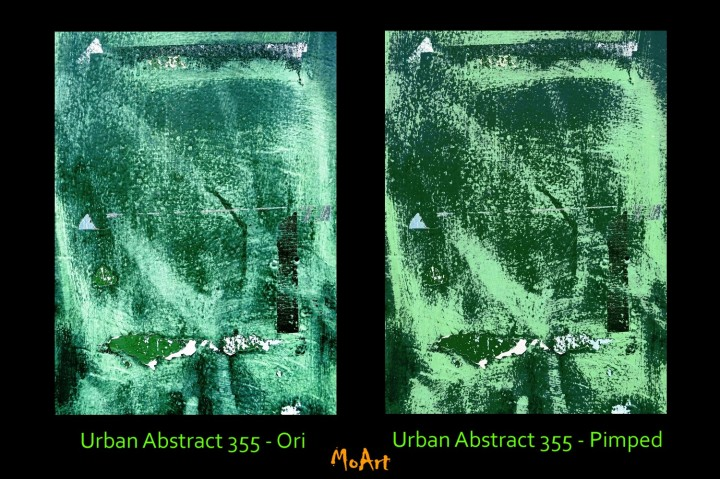 MoArt 2luik Urban Abstract 355