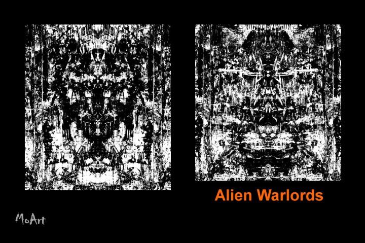 MoArt - alien warlords